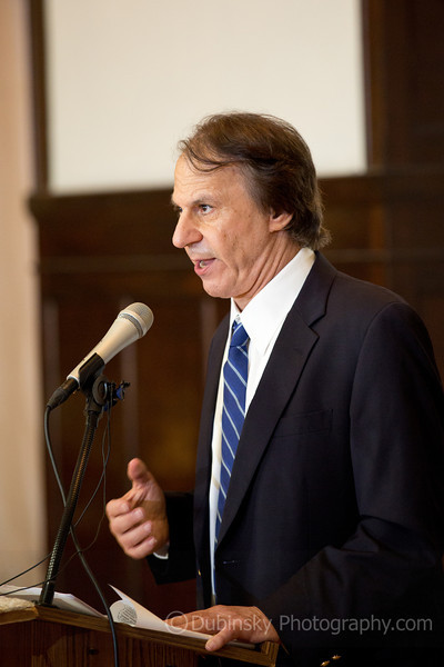 Author John M. Barry