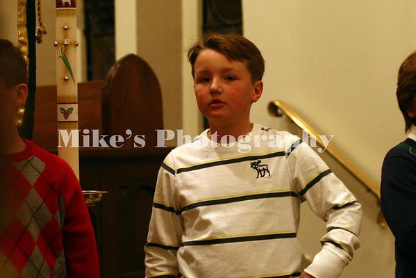 Trinity School Christmas Program 2010