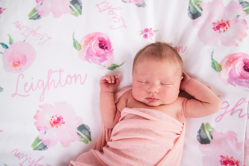Leighton Newborn 2020