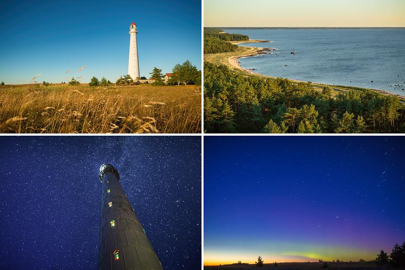 Tahkuna tuletorn / Tahkuna Lighthouse, Hiiumaa