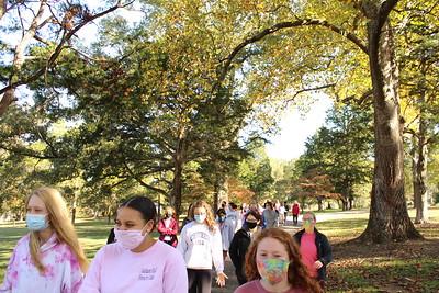 P1NK WALK-tober for Breast Cancer Awareness
