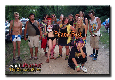 20 July 2013 Peacefest Campout