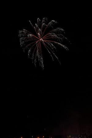 Waltham 4th of July Fireworks