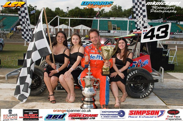 Superstox, Eaton Family Trophy, 7 July 2019