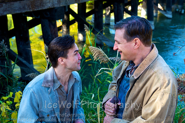 """Of Mice and Men"" Publicity Photos"