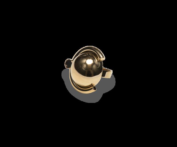 Satelite Golden R4 Ring