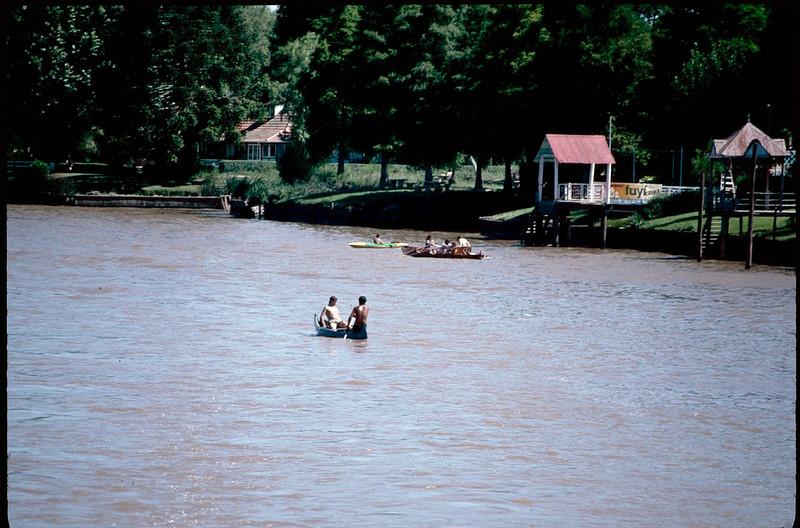 delta of Buenos Aires