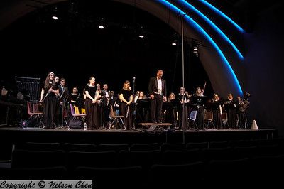 Augustana College Symphonic Band - March 8, 2008 (Spring Tour of the Midwest & Colorado)