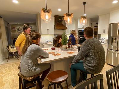 2019-11-28 Thanksgiving Dinner