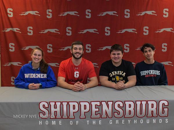 2020 SASHS Senior College Signing Day