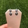 .85ctw Antique Table Cut Diamond Double Drop Earrings 13