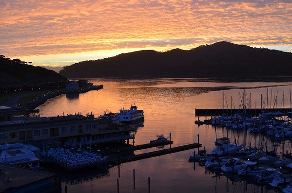 Richard Ross Solomon Memorial-Flotilla at CYC, Sun. 10/21/12