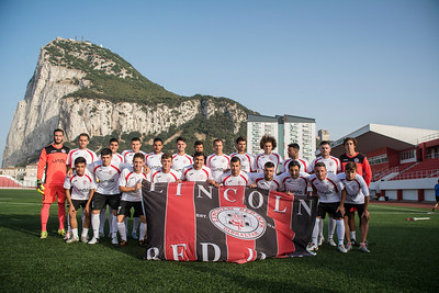 Gibraltar - Lincoln Red Imps Football Club