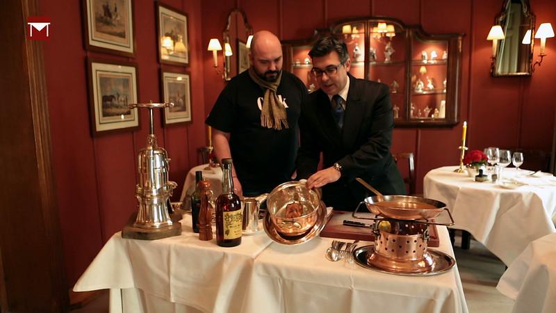 Cinco platos de caza imprescindibles en Madrid - AMG