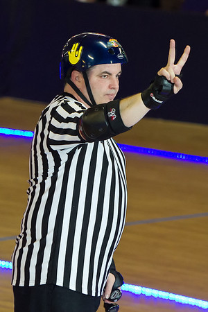 QCRG Cup Playoffs Bout 1