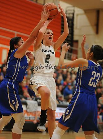 Salem Academy vs. Blanchet Girls HS Basketball