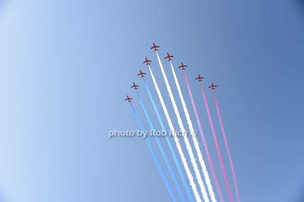 Reception for the  Red Arrows of the Royal Airforce fly over Southampton NY on 8-24-19.  all photos by Rob Rich/SocietyAllure.com ©2019 robrich101@gmail.com 516-676-3939