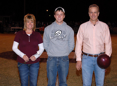 2010 Fall Senior Night