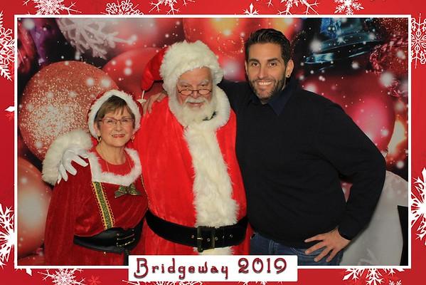 Bridgeway Christmas Party December 19, 2019