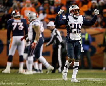 Patriots 16, Broncos 3