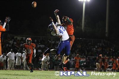 2012 West Orange High School Football
