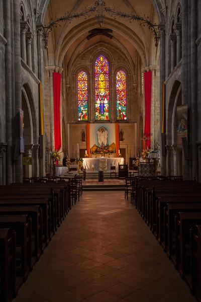 Pacy-sur-Eure , Saint-Albin Church