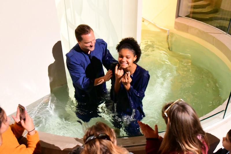 February 2018 Baptisms