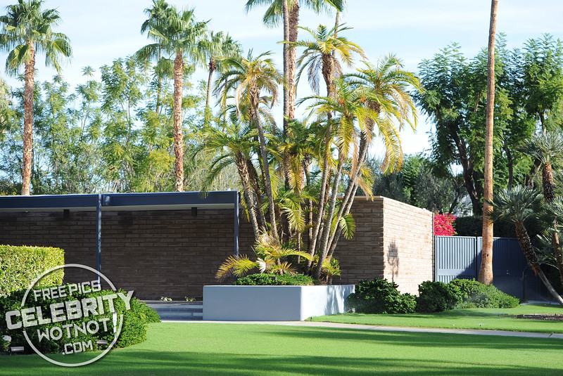 Leonardo DiCaprio's $5.9 Million Home in Palm Springs, California