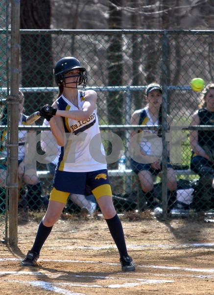 Lenape Valley vs Jefferson - J.V. Softball