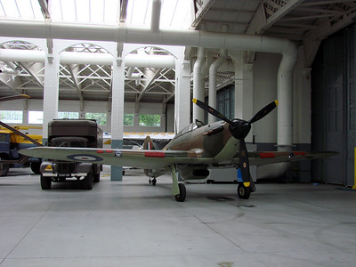 Imperial War Museum - Duxford, England