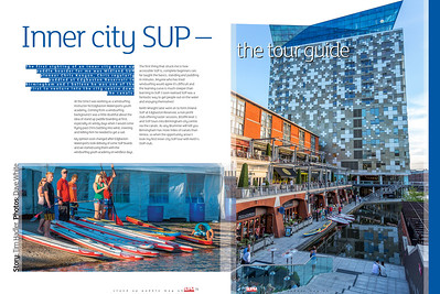 Inner city SUP
