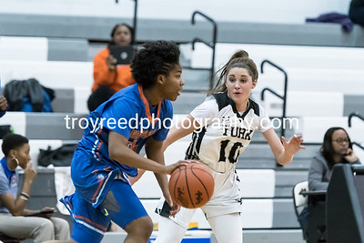 YCHS Varsity Girls Basketball Vs Richland