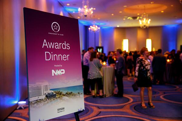 Awards Dinner - Americas Components/Richardson RFPD & AEP