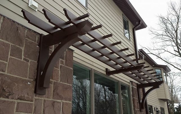 899 - 463848  - NJ - Custom Marston Trellis