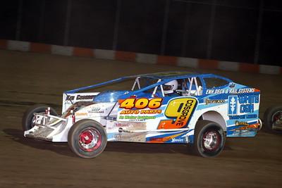 358 Modifieds, Ohsweken Speedway, Ohsweken, ON, August 3, 2007
