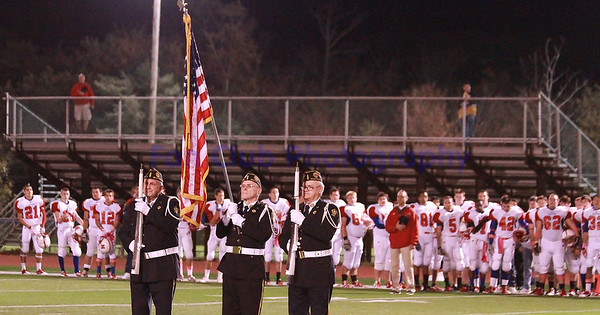 Braintree Opens New Field at BHS 2011