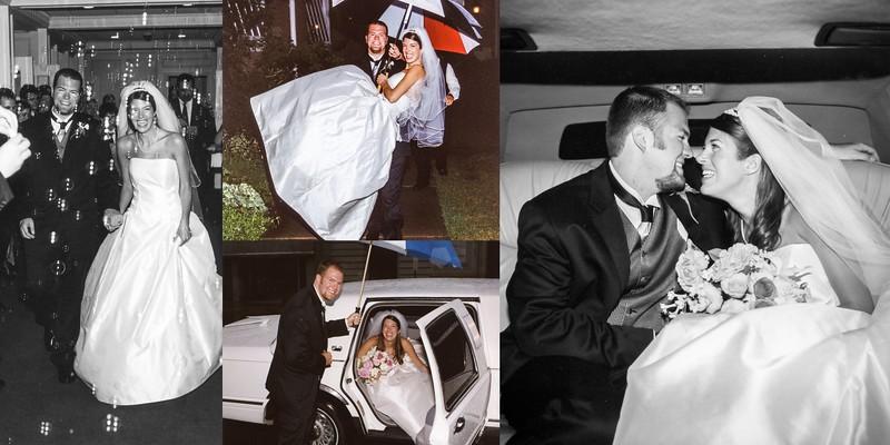 Danielle & Chazz 12x12 Wedding Album 1
