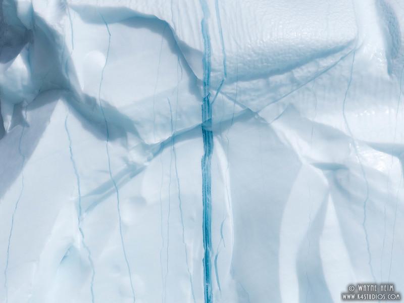 Iceberg  37     Photography by Wayne Heim