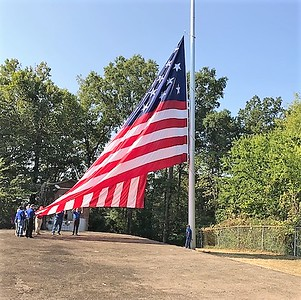 Dedication of Star Spangled Banner 9/13/2019