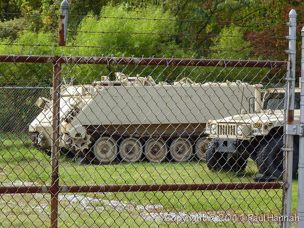TNANG Armory - Rockwood, TN - M59