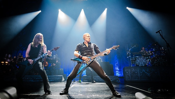 Accept performing at the Opera with KORK