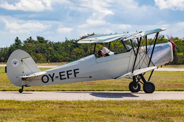 OY-EFF - Stampe-Vertongen SV-4C