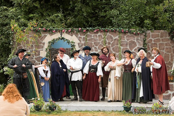 The Sherwood Renaissance Singers