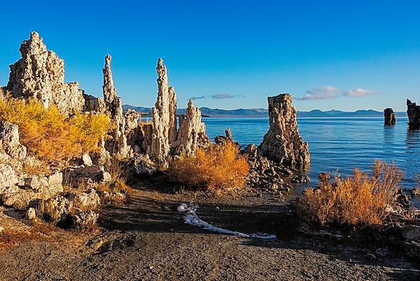 Wednesday - Mono Lake