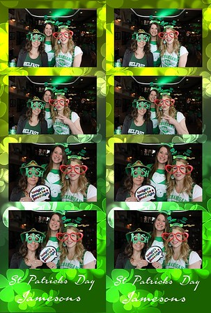 2021/03/17 - Jamesons St Patricks day