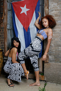 Afro-Cuban Style