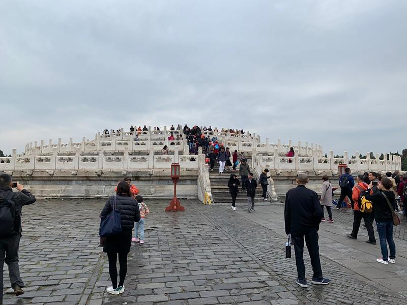 Circular Mound Altar 圜丘坛