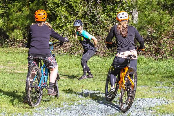 2017 Women's Mtn Bike Clinic