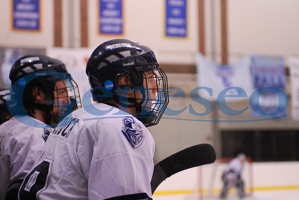Men's Hockey Senior Night
