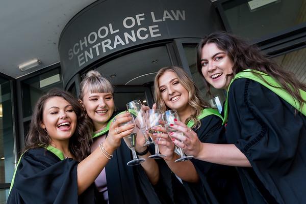 Law School Graduation Reception